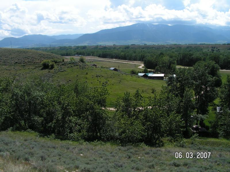 View lot, 2.5 acres,  just North of Red Lodge. #22 Clearcreek Schoolhouse Road.